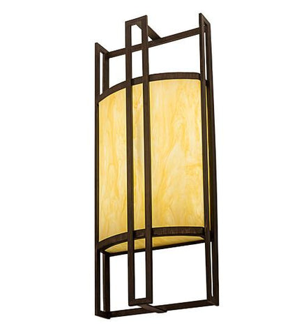"10""W Paille Wall Sconce"