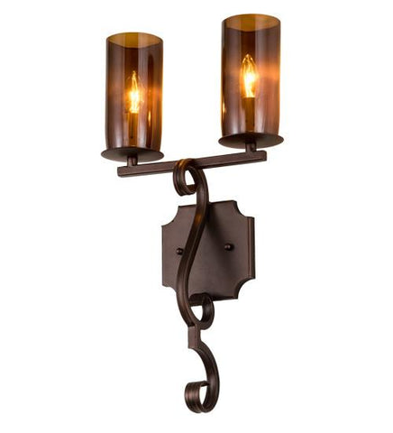 2 lt wall sconce 215686-7