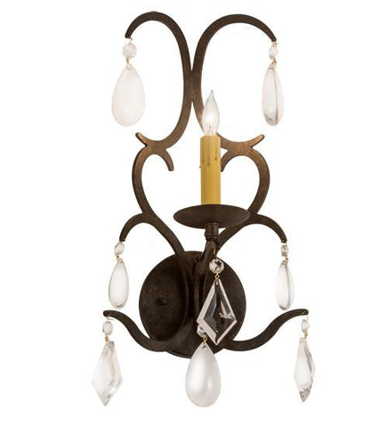 Image of wide alicia wall sconce advxa