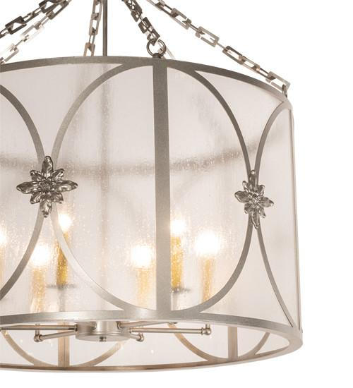 "30"" Wide Penelope 6 Light Pendant - Joskat Lighting"