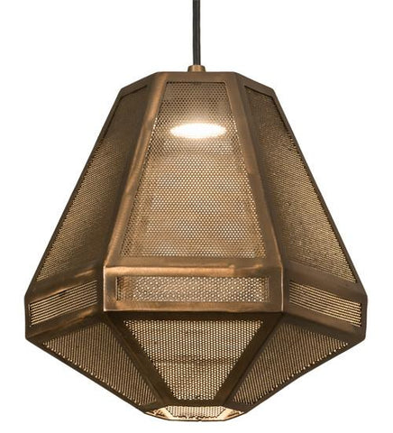 Image of 10 wide nidos struttura pendant