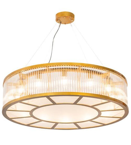 "Image of 50"" Wide Marquee Pendant"