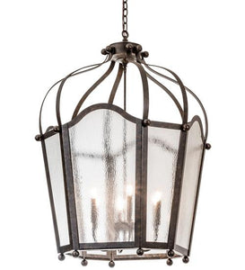 "32"" Wide Citadel 6 Light Pendant"