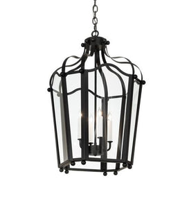 "20"" Wide Citadel 4 Light Pendant"