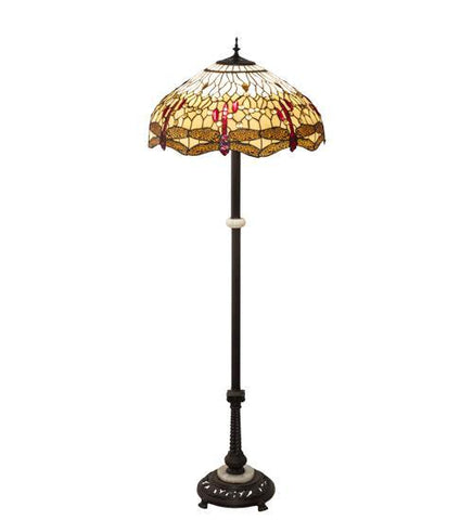 Image of Tiffany floor lamp