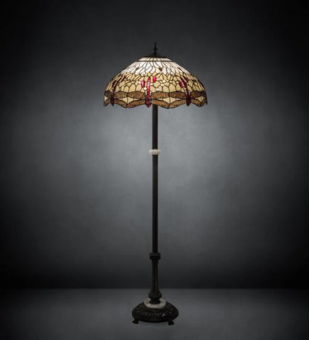 Image of Dragonfly floor lamp