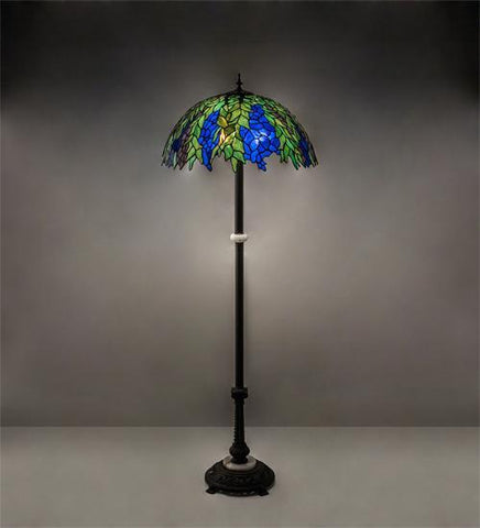 Image of nature theme floor lamp
