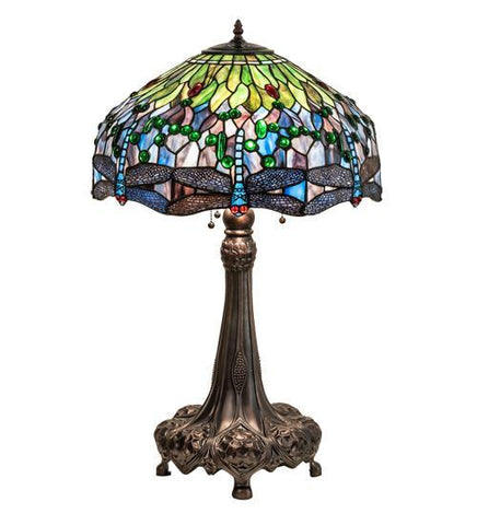 Image of table lamp great for indoors