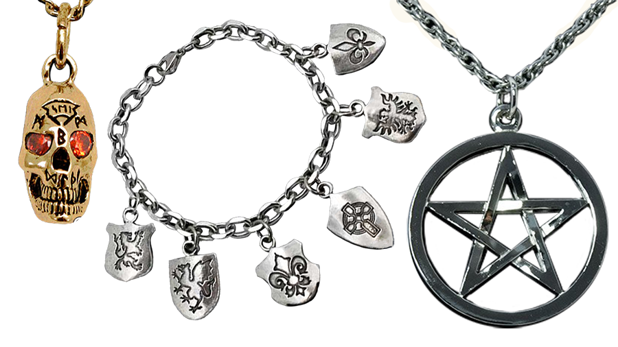 Dresden Files Jewelry