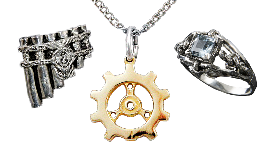 Kingkiller Chronicle Jewelry