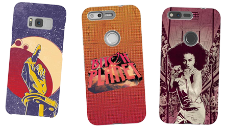 Bitch Planet Phone Cases