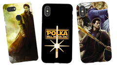 Dresden Files Phone Cases
