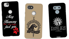 Iron Druid Chronicles Phone Cases