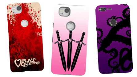 Rat Queens Phone Cases
