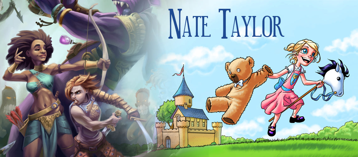 Nate Taylor