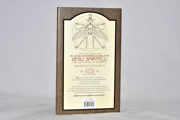 The Care and Feeding of Sprites by Holly Black and Tony DiTerlizzi (Italian Edition)
