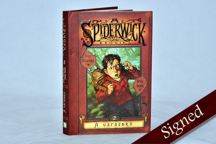 The Seeing Stone by Holly Black and Tony DiTerlizzi (Hungarian Edition)