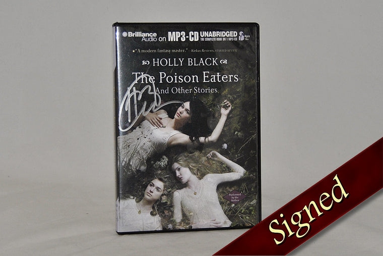 The Poison Eaters and Other Stories Audio Book by Holly Black