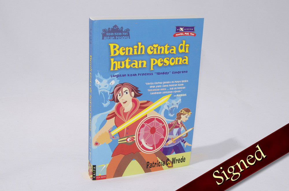 Searching for Dragons by Patricia C. Wrede (Indonesian Edition)