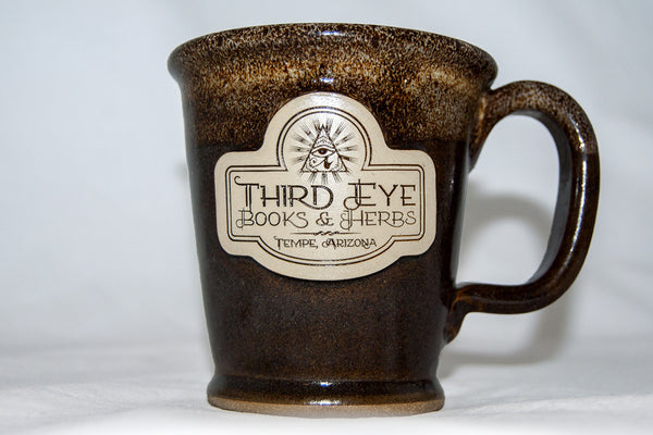 Less Than Perfect Third Eye Books & Herbs Mug