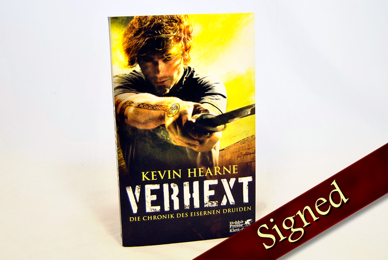 Hexed by Kevin Hearne (German Edition)