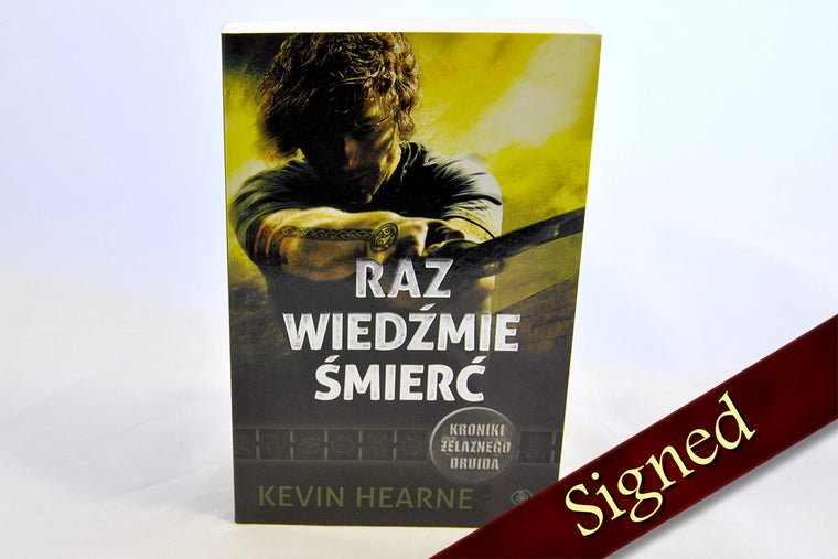 Hexed by Kevin Hearne (Polish Edition)