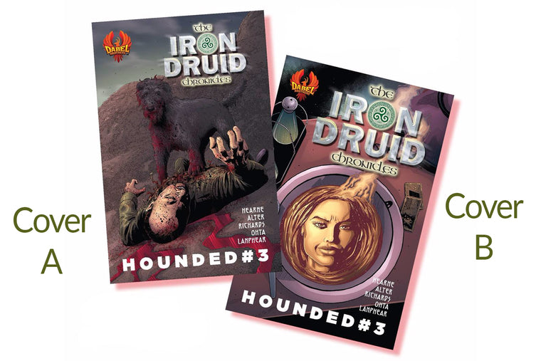 Iron Druid: Hounded Issue #3
