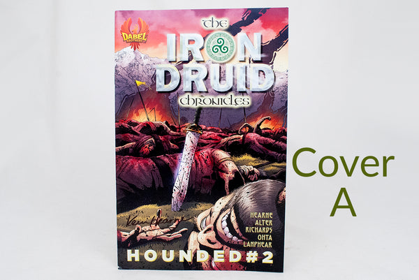 Iron Druid: Hounded Issue #2