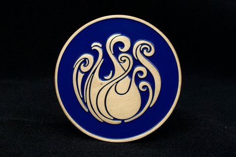 Name of the Wind Art Deck - Campaign Coin