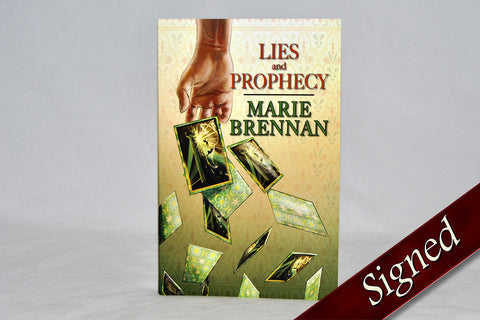 Lies and Prophecy by Marie Brennan