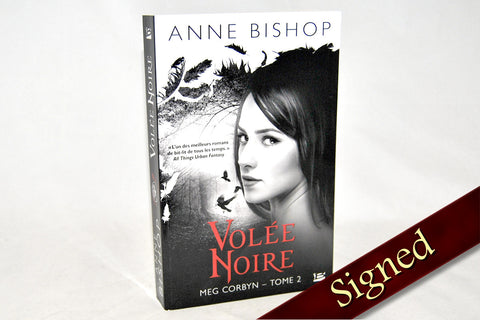 Murder of Crows by Anne Bishop (French Edition)