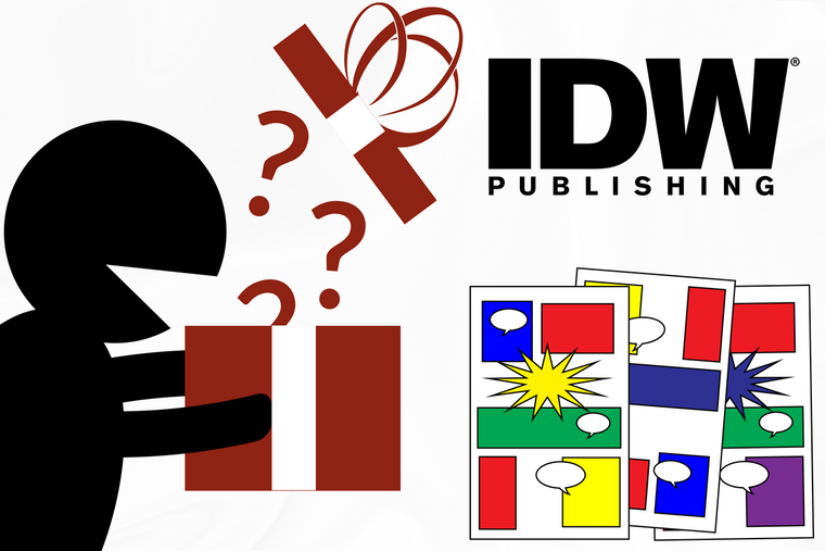 IDW Comics Bundle