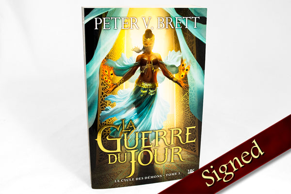 The Daylight War by Peter V. Brett (French Edition)