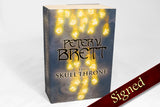 The Skull Throne by Peter V. Brett - ARC (UK Edition)