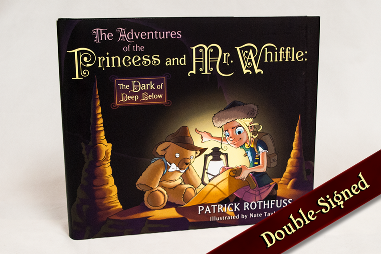 The Adventures of the Princess and Mr. Whiffle: The Dark of Deep Below: Limited Edition