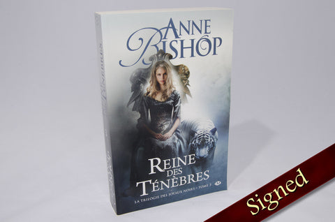 Queen of the Darkness by Anne Bishop (French Edition)