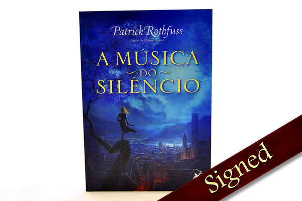 The Slow Regard of Silent Things by Patrick Rothfuss (Brazilian Edition)