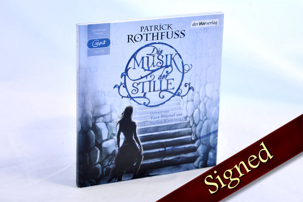 The Slow Regard of Silent Things Audio Book by Patrick Rothfuss (German Edition)