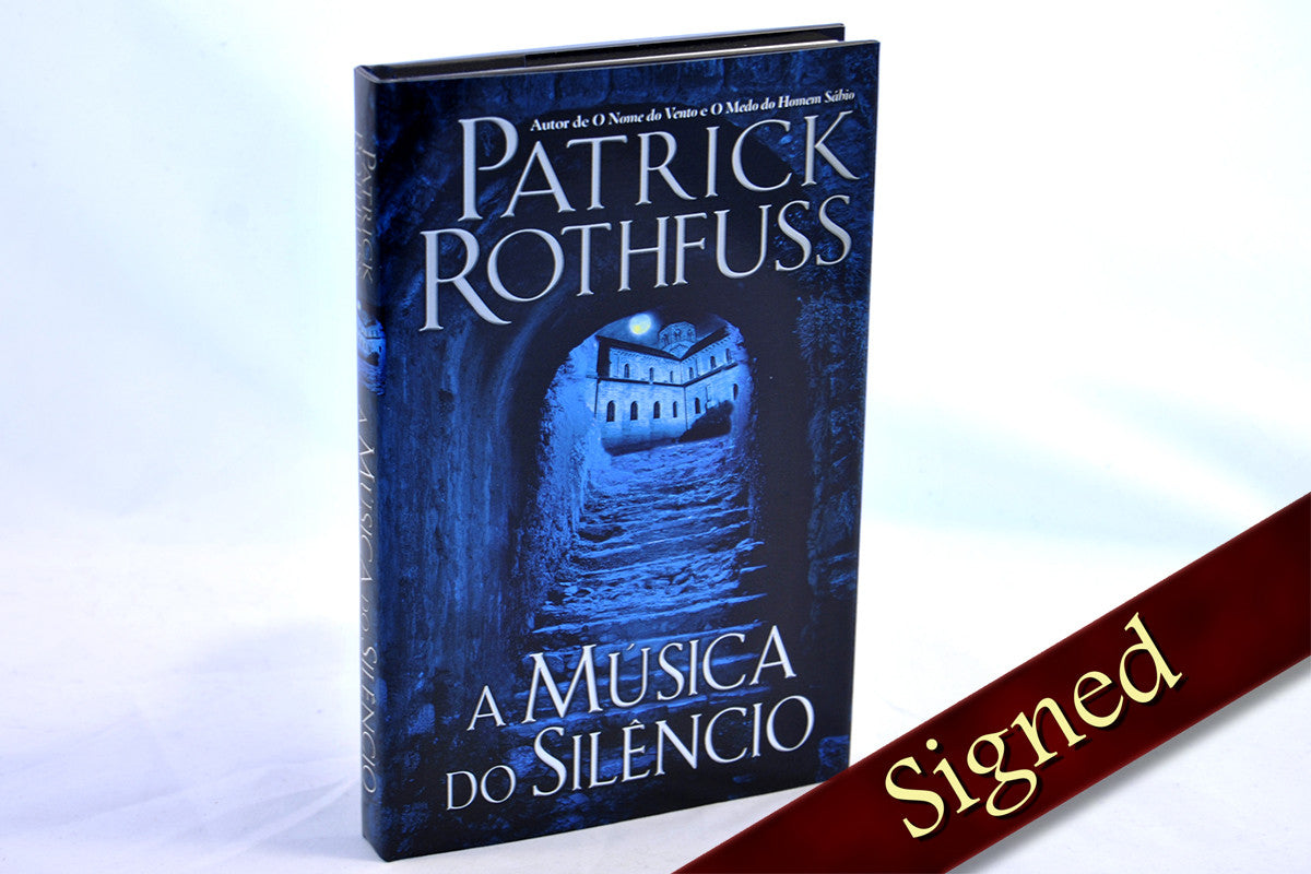 The Slow Regard of Silent Things by Patrick Rothfuss (Portuguese Edition)