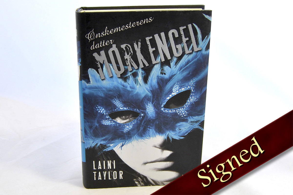 Daughter of Smoke and Bone by Laini Taylor (Norwegian Edition)