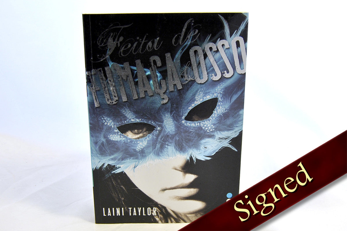 Daughter of Smoke and Bone by Laini Taylor (Portuguese Edition)