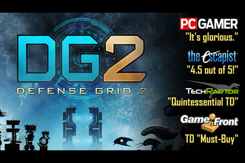 Defense Grid 2 by Hidden Path Entertainment
