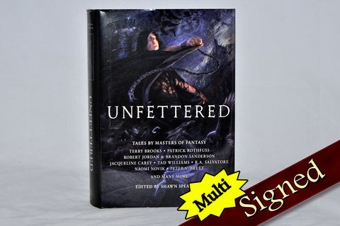 Unfettered Super Signed