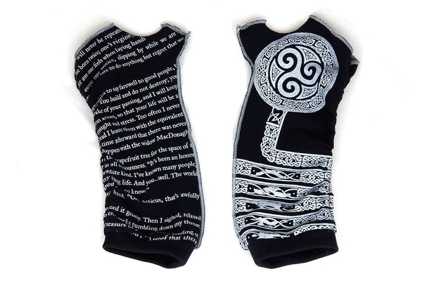 Apparel - Atticus Tattoo Writing Gloves
