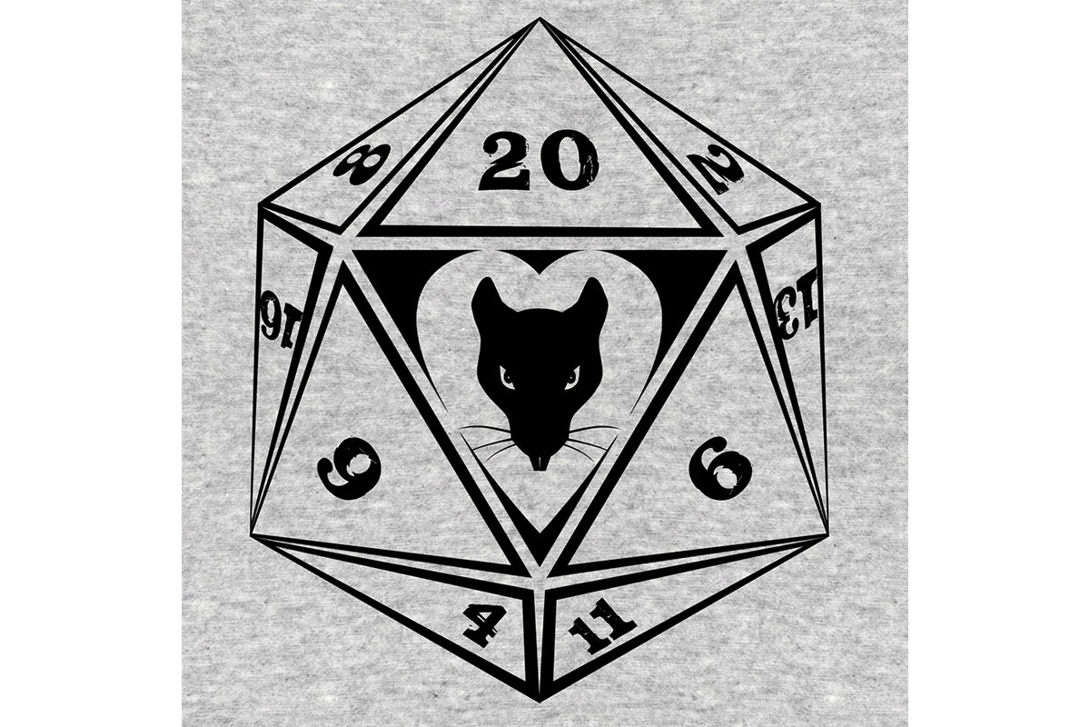 Apparel - D20 Baseball T-shirt