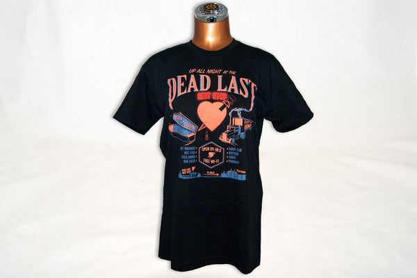Apparel - Dead Last Rest Stop T-shirt