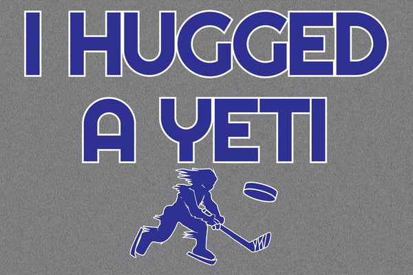 Apparel - I Hugged A Yeti T-shirt