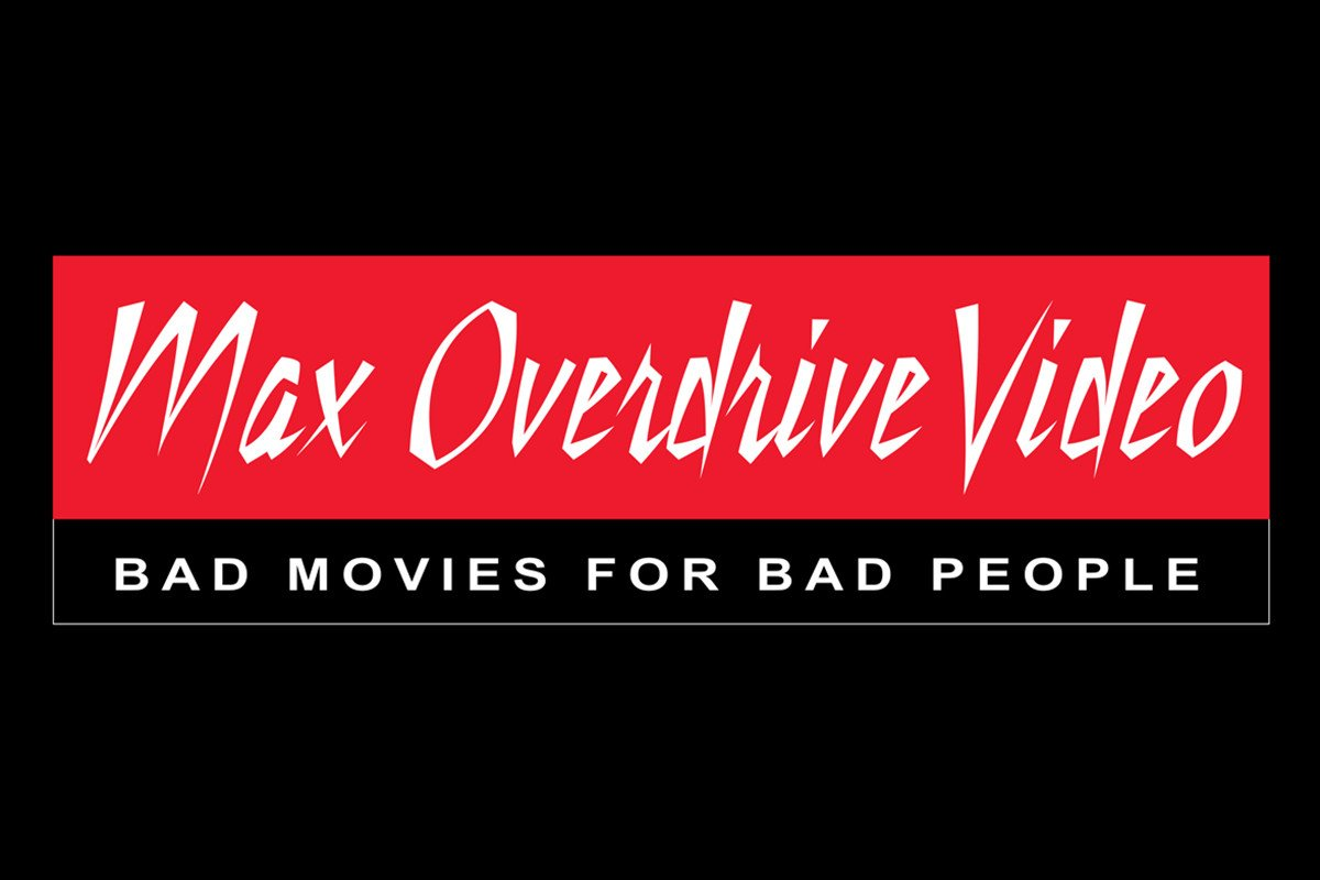 Apparel - Max Overdrive Video T-shirt