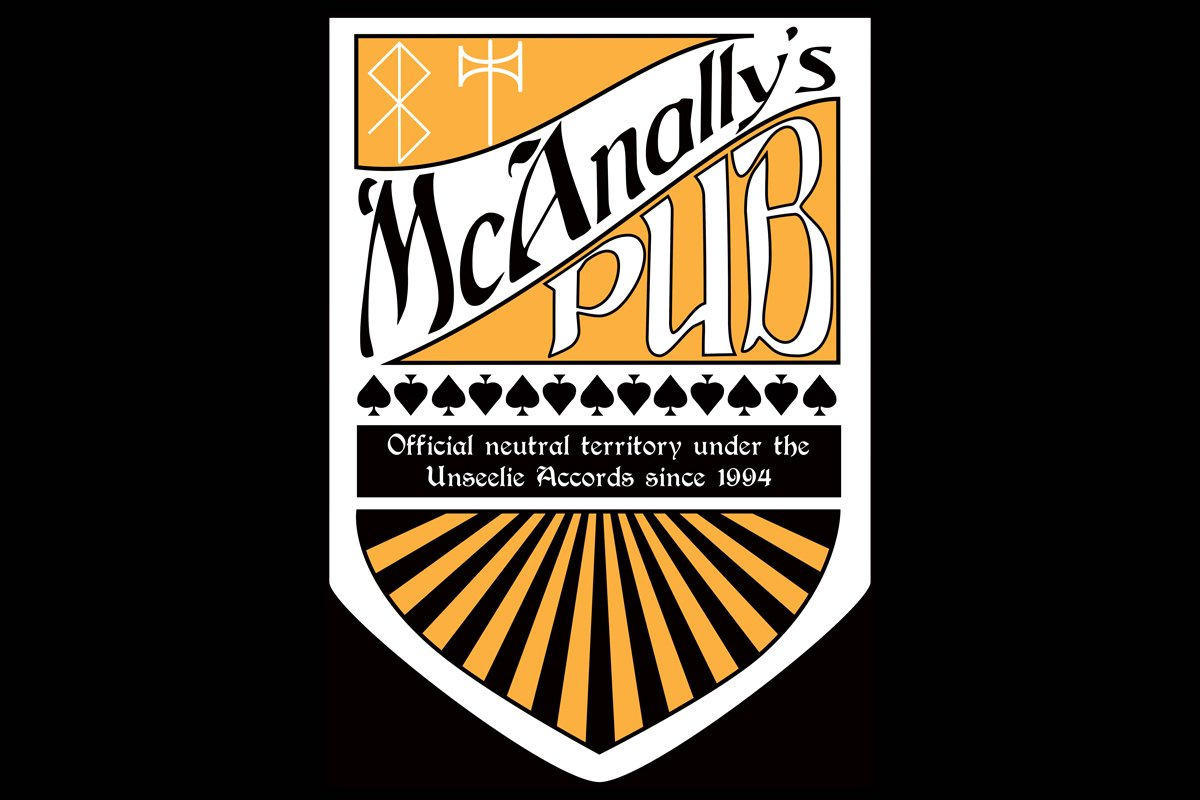 Apparel - McAnally's Pub T-shirt