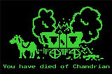 Apparel - You Have Died Of Chandrian T-shirt